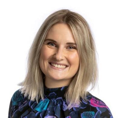 Rachael van der Stam Portrait Fritsonline Online Marketing Content Specialist